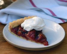 Dream Tart: A Strawberry Dessert So Clean You Won't Believe