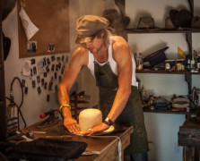The Hatmaker: Inside The Venice Studio with Nick Fouquet