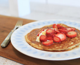These Pancakes Have Only Two Ingredients (And Flour Is Not One)