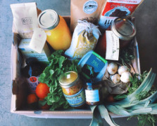 Vegan For A Week: One Delivery Box, Seven Days of Staples