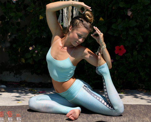 yoga moves for surfers