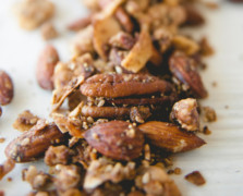 This Grain-Free Granola Recipe is Nuts. Literally.