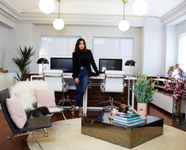 6 Stylish Details From Jen Atkins' New Office Design