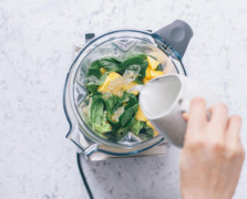 Living Well With Donna Gates: Avocado Smoothies + Fermented Shakes