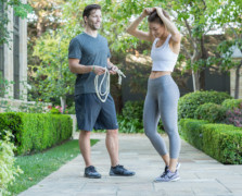Have Rope, Will Travel: The Jump Rope Workout For Jet Lag