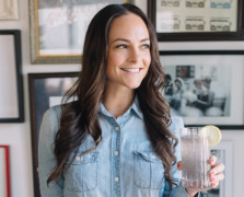 Living Well with Celeb Nutritionist Kelly LeVeque (Smoothie Heaven, Basically)