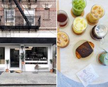 NYC Bite Of The Month: Drinking All The Things At Cafe Integral