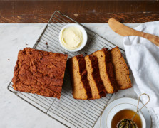 Dr Hyman's Grain-Free Spiced Sweet Potato Bread