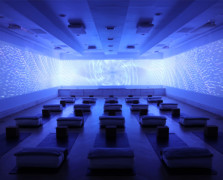 The Magic of Multi-Sensory Yoga at WOOM Center in NYC