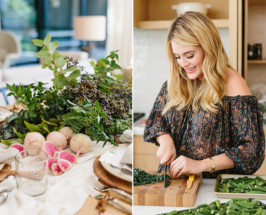 In the Thanksgiving Kitchen with Daphne Oz + Jenni Kayne
