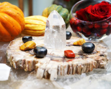 how to use crystals healing crystal grid