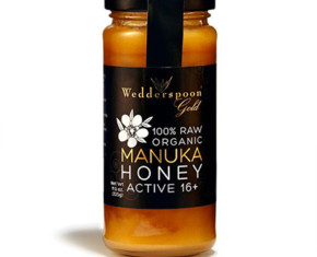 Wedderspoon Premium Raw Manuka Active 16+ Honey