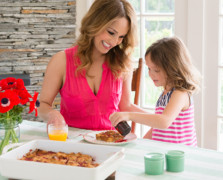 Giada De Laurentiis On Cookbooks, Parmesan + Ina Garten