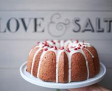 Love & Salt's Gluten-Free Hazelnut Bundt Cake