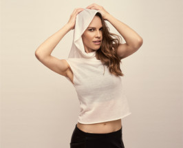 Hilary Swank on Tennis, Fruit Water + Her New Athleisure Brand