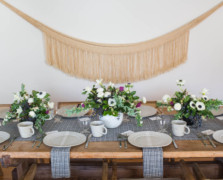 Inside Our Valentine's Cooking Class With Botanica + Jenni Kayne