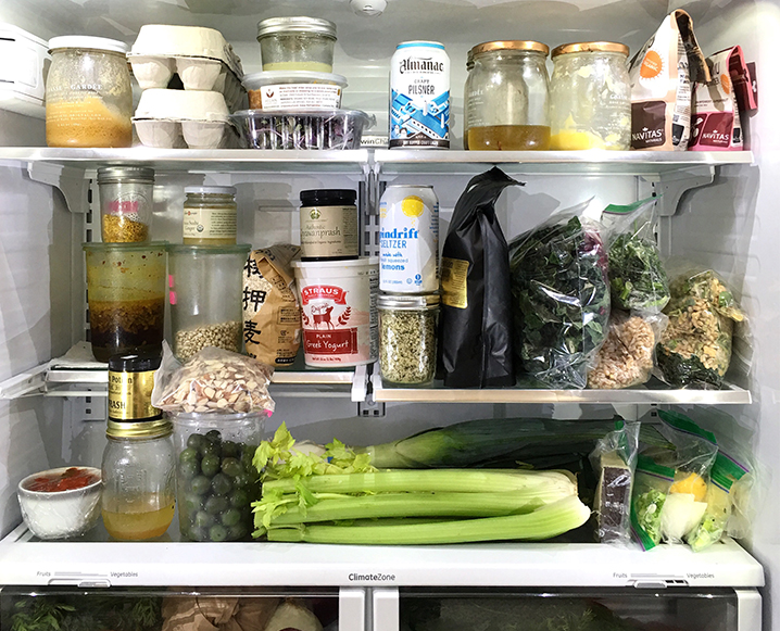 In My Fridge: Inside Foodie Heidi Swanson's Epic Kitchen - The Chalkboard