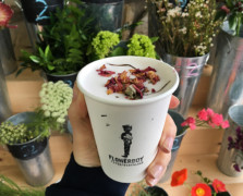L.A. Bite of The Month: Flowerboy Project's Rose Latte