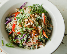Skip The Take Out: We're Making Kelp Noodle Pad Thai