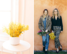 Inside Whitney Port's New Charitable Floral Brand