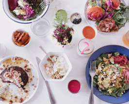 How L.A. Has Embraced The New Flexitarianism