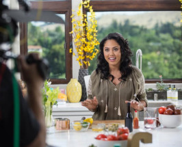 On Cookbooks + Kitchen Jams: In The Kitchen With Ayesha Curry