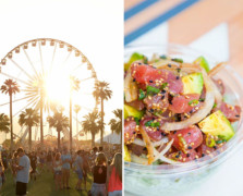 Matcha, Poke, Ramen: Our Top 5 Picks For Healthy Eats At Coachella This Year
