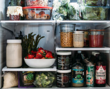 In My Fridge: Inside The First Mess' Stunning Seasonal Arsenal