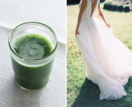 One Celeb Nutritionist's Healthy Wedding Day Diet