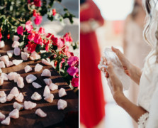 ideas for using crystals in your wedding