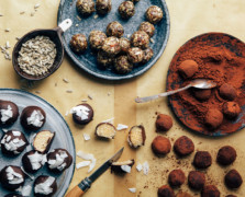 the first mess chocolate coconut cookie dough macaroon recipe
