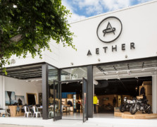 Aether storefront