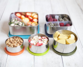healthy homemade summer snacks