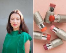 Ilia beauty lipsticks and founder sasha plavic