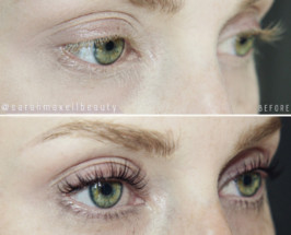 We Tried L.A.'s New Lash Lift + Now We're Hooked