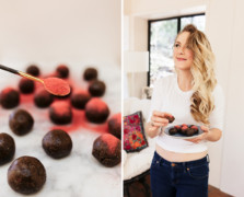summer sanders superfood-bites