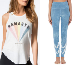 summer Yoga Wardrobe