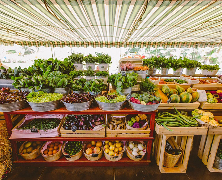 Flora Farms Organic Produce