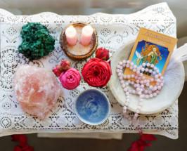 Bedroom Crystals