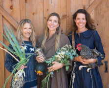 women's heritage founders on how to homestead