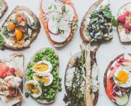 Why Toast Is Our Favorite Food Group of All Time