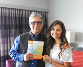sahara rose interviewed by deepak chopra