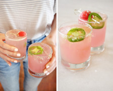 Detox, Retox: Easy To Make Spicy Watermelon Cocktails