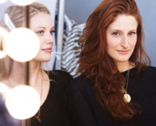 Katey Denno backstage beauty tips for fashion week