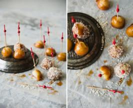making caramel apples healthy recipe sweet laurel bakery