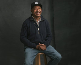 Russell Simmons wellness interview for the chalkboard mag