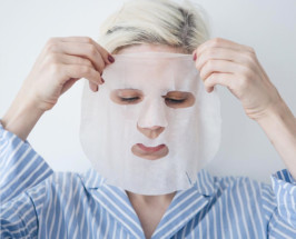 7 Killer Sheet Masks For A Halloween Night-In