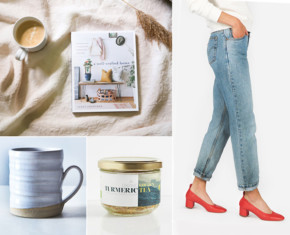 IN THE OCTOBER SHOP: 21 HOT DRINKS, GOOD BOOKS + FALL STAPLES WE'RE LOVING NOW