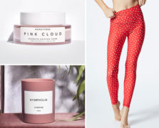 Inside The February Shop: Pink Linens, Candles + Marula Oil