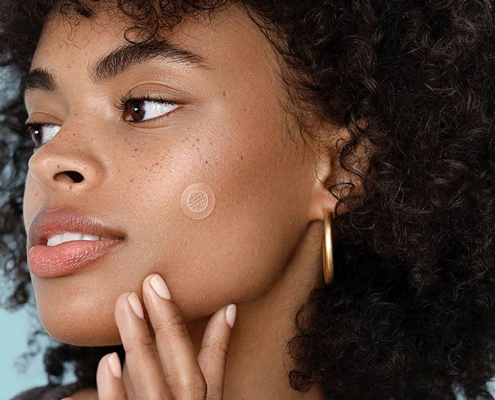 The 5 Most Discreet + Effective Acne Patches We've Actually